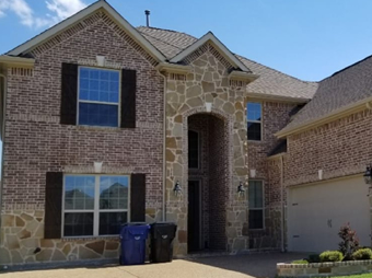 Stained Shutters Professional Service Plano TX